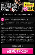 QueenShotサイトイメージ